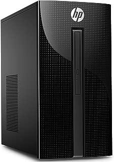 Premium 2019 Flagship HP Pavilion 460 Desktop Computer High Performance, Intel Quad-Core i7-7700T up to 3.8GHz 16GB DDR4 16GB Optane SSD 1TB 7200rpm HDD DVD-Writer 802.11ac Bluetooth 4.2 Win 10