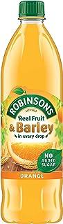 Robinsons Fruit and Barley Orange Squash No Added Sugar (1 L)