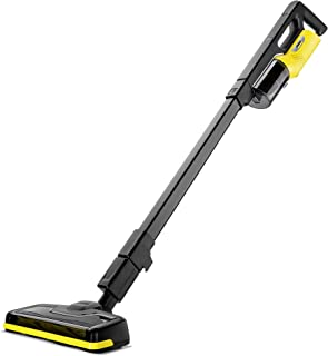 Karcher VC4i Stick Cordless Vacuum, Compact, Black & Yellow