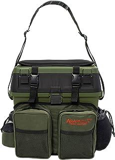 Arapaima Fishing Equipment® boîte de pêche | Siège boîte de Rangement | Sac à Dos | Tackle seatbox