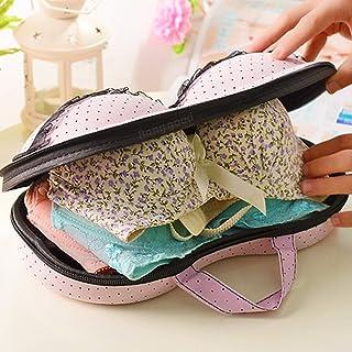 Inditradition Lingerie Undergarments Organizer Bag (Pink Color)