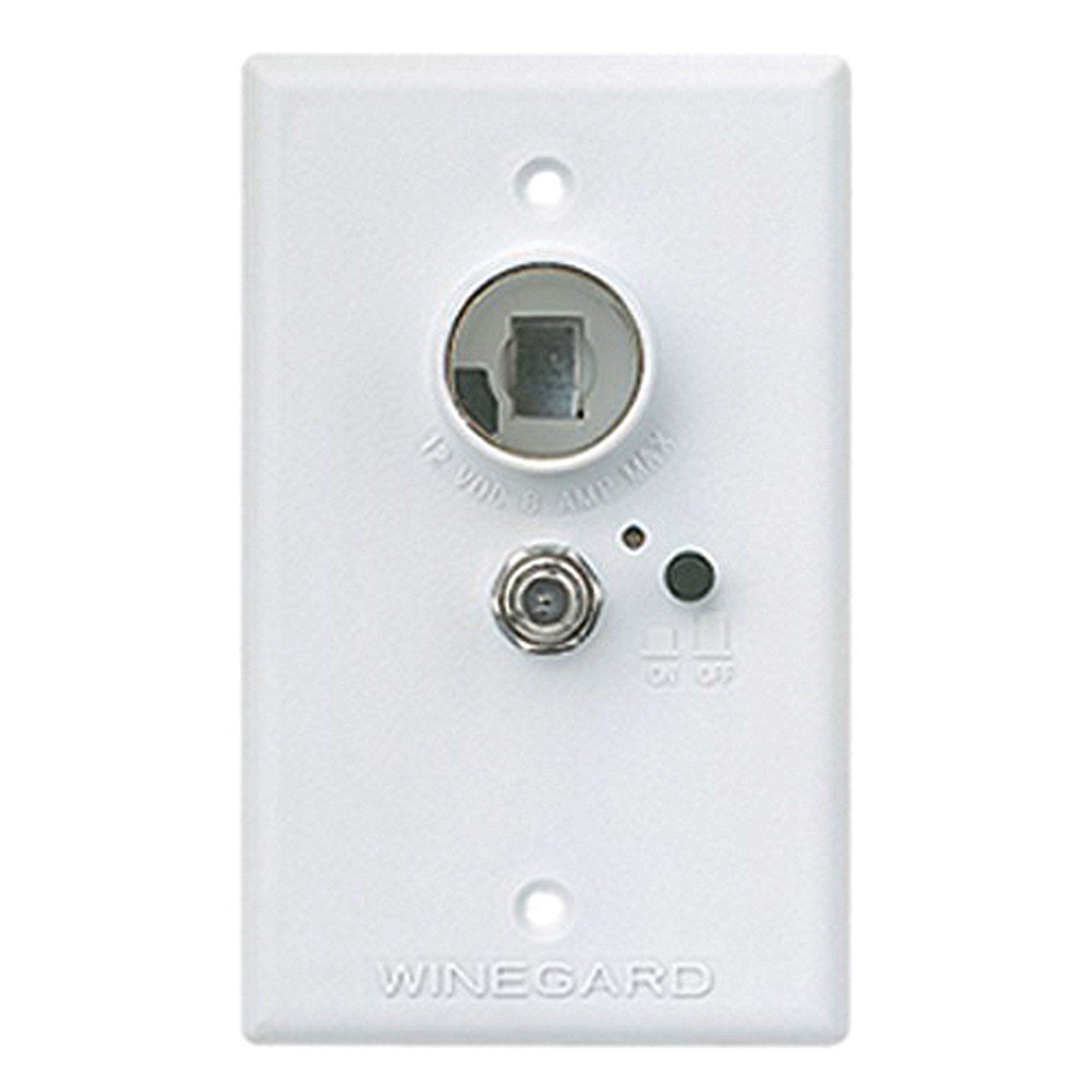 Winegard 18 9847 RA 7296 Signal Amplifier White