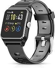 HolyHigh Reloj Inteligente Smartwatch Mujer Hombre