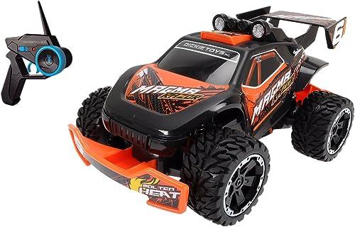 Dickie Toys - 201119083 - Véhicule - Magma Racer - Radiocomhommedé - Echelle 1 16