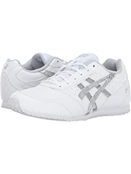 Girls white cheer shoes + FREE SHIPPING