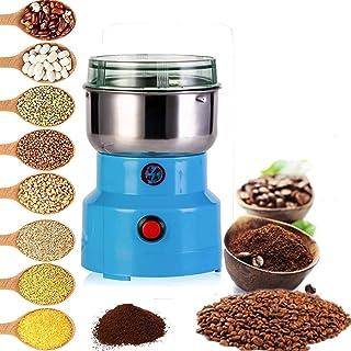 Elektrisk kaffekvarn 150 W multifunktion och liten krossmaskin med blad i rostfritt stål låg ljudnivå kornkvarn kaffe och ...
