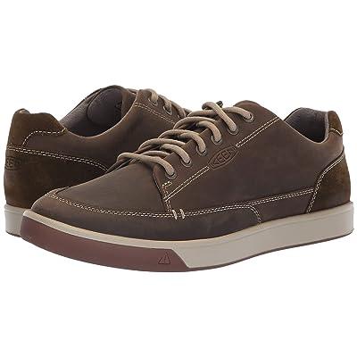 Keen Glenhaven Sneaker (Canteen/Dark Olive) Men