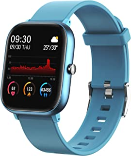 FirYawee Fitness Tracker, Activity Tracker with Heart Rate and Sleep Monitor, 1.4