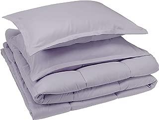 grey full size comforter