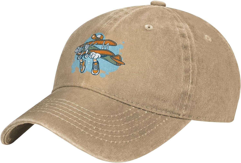Cartoon Aeroplane Kids Baseball Hat Hats Protection for New Albuquerque Mall item Boys Sun
