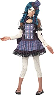 California Costumes Broken Doll Tween Costume, Large