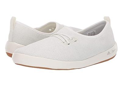 adidas Outdoor Terrex CC Boat Sleek Parley (Non-Dyed/White/Grey One) Women