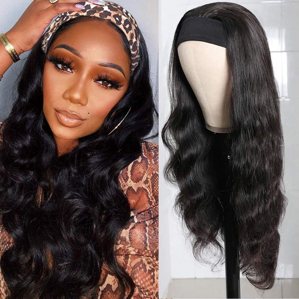 Body Limited Special Price Wave Headband Wigs Human Hair Non Black for Fron Women lowest price Lace