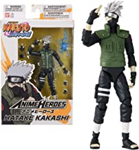 Bandai 36903 Anime Heroes-Naruto 15cm Hatake Kakashi-Action Figures