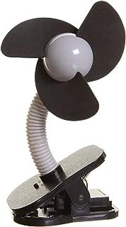Dreambaby Stroller Fan, Black,