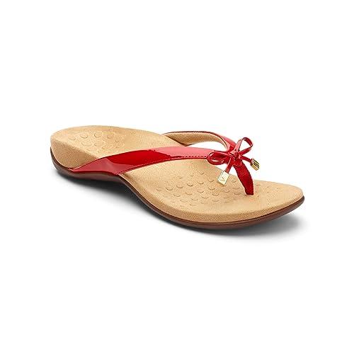 Ladies Slip On Mule Sandals Womens Flat Toe Post Patent Cork Flip Flops Summer