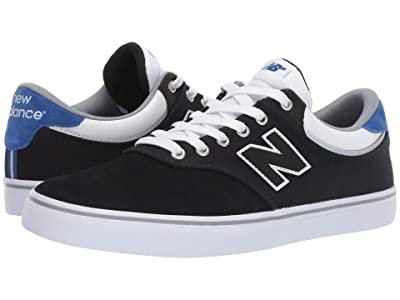 New Balance Numeric NM255 (Black/Royal) Men