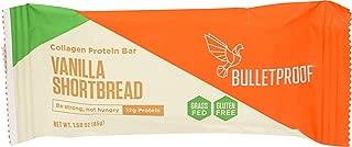 BULLETPROOF Vanilla Shortbread Collagen Protein Bar, 1.58 OZ