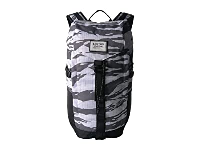 Burton Chilcoot Pack (Castlerock Tiger Ripstop Print) Day Pack Bags