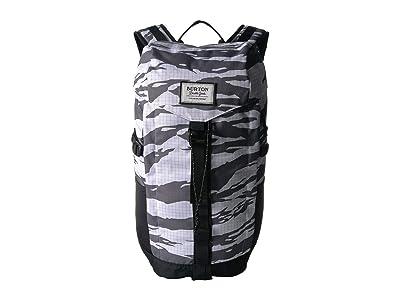 Burton Chilcoot Pack (Castlerock Tiger Ripstop Print) Day Pack Bags