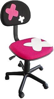 Amazon Fr Chaise Bureau Fille Blanc