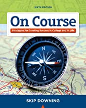 Bundle: On Course, 6th + Cengage Learning Assessment & Portfolio Builder 2.0 Printed Access Card