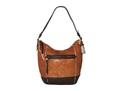 The Sak Sequoia Hobo (Tobacco Snake Multi) Hobo Handbags