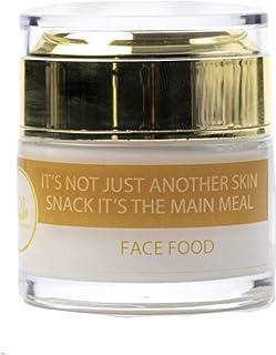 SOL 100% Natural Antioxidant Face Food Cream with Frankincense كريم غذاء الوجه الطبيعي المضاد للاكسدة والتجاعيد من لبان الذكر