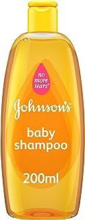 JOHNSON'S Baby, Baby Shampoo, 200ml