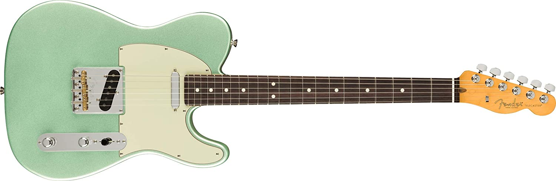 Fender American Max 79% OFF Professional II Rose Nashville-Davidson Mall Electric Telecaster Guitar