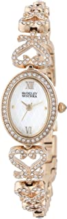 Women's BA/1304WMGB Swarovski Crystal-Accented Bracelet Watch