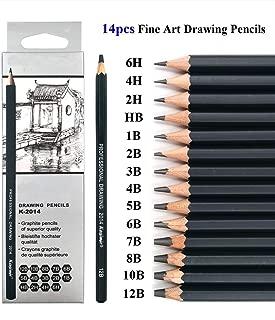 Best 2 h pencil Reviews