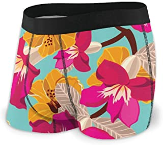 CafePress Hawaiian Hula Dancer Tattoo Novelty Boxer Shorts Funny Underwear