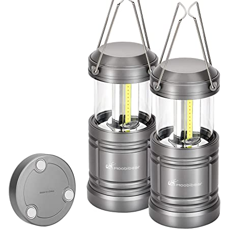 Dunlop Camping Lamp 46 SMD LEDs 1000 LM Light Dimmable Hanging Lamp Lantern
