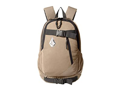 Volcom Substrate (Sand Brown) Backpack Bags