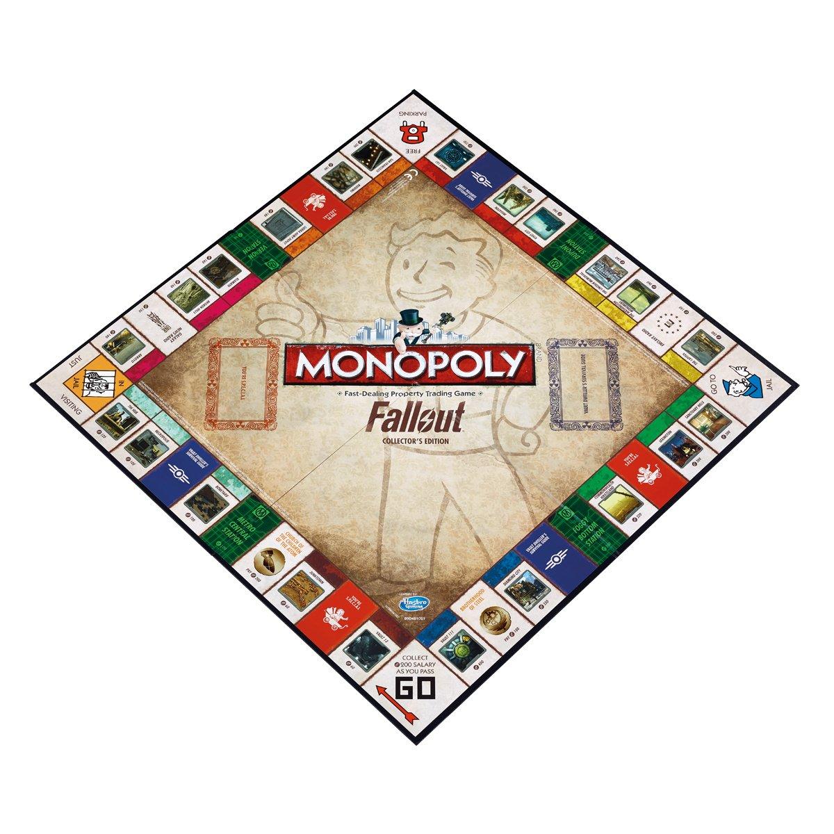 Fallout Monopoly Ingles*: Winning, Moves: Amazon.es: Juguetes y juegos