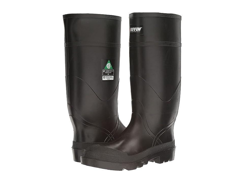 Baffin Express Steel Toe/Steel Plate Boot (Black) Boots