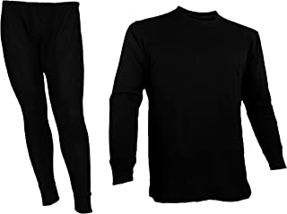 Long Sleeve Styllion Big and Tall Crew Neck Shirts for Men Heavy Weight 152