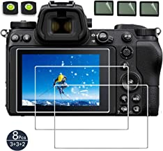 debous Screen Protector Compatible Nikon Z7 Z6 FX-Format Mirrorless Camera,Anti-scratch Tempered Glass Clera Hard Protecti...
