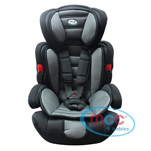ad1ac60a6180 Mcc 3in1 Convertible Baby Child Car Safety Booster Seat Group 1/2/3 9