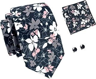 mosaic art Shower Curtain MenS Tie Business Dress Wedding Tie Silk Jacquard Classic Necktie Set Ei3230-76