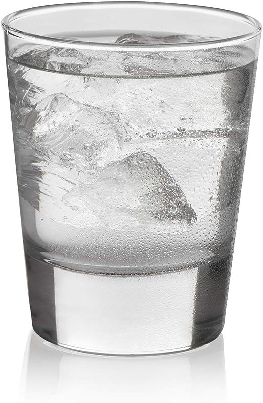 Libbey Geo Rocks Glasses Set Of 12