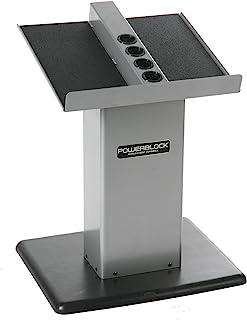 Best POWERBLOCK Large Column Stand, Silver/Black, Model:Large Column Stand Silver Review