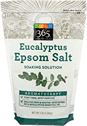 365 Everyday Value, Eucalyptus Epsom Salt, 3 Lb