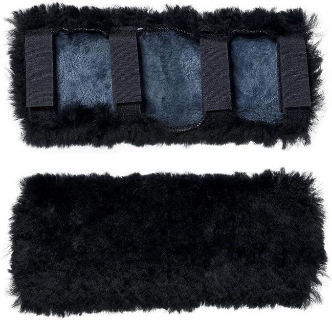 Details about  /Tough-1 Sheepskin Muzzle Liner