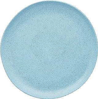 Dinewell Speckle Dinnerware Salad & Dessert Plate, 8inch, 1piece, Blue, DWMP5089BS