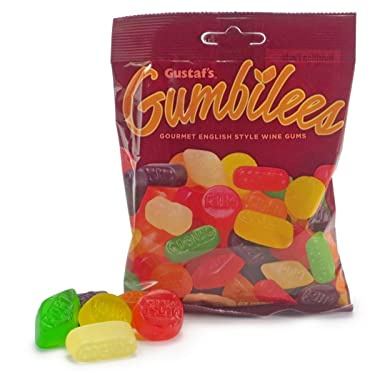 Gustaf's Dutch Licorice - Pick a Product - 7 Varieties of Dutch Candy - Great Price! (Gustaf's Gumbilees Wine Gums)