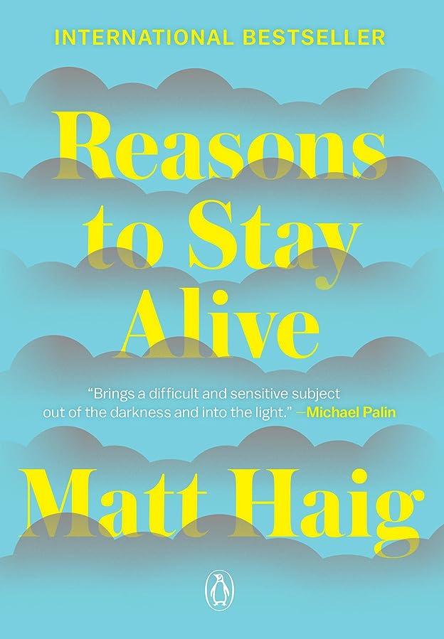興奮頑丈札入れReasons to Stay Alive (English Edition)