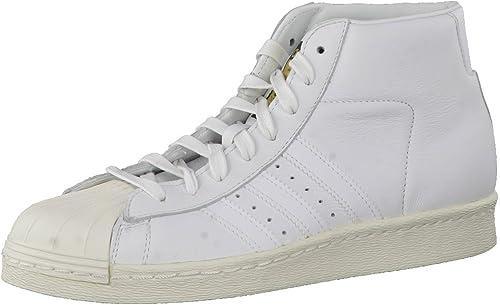 Originals adidas Herren Turnschuhe Weiß Schuhe DLX Vintage
