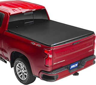 Tonno Pro HF-164 Black Hard Fold Truck Bed Tonneau Cover 2015-2018 Chevrolet Colorado/GMC Canyon | Fits 5' Bed